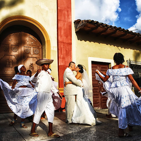 Fotógrafo de bodas Fernando Martínez (FernandoMartin). Foto del 02.04.2018