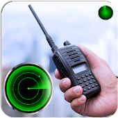 Radar Walkie Talkie