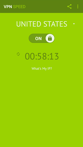 VPN Speed (Free & Unlimited) v1.7.0 [Premium]