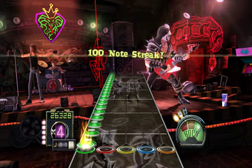 Guitar Hero Trick 1.0 screenshots 1