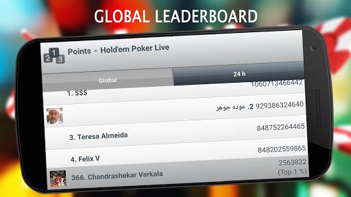 Texas HoldEm Poker FREE - Live 14.6 Mod screenshots 5