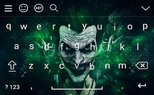 Keyboard for Joker 2018 - náhled