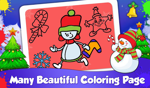 Christmas Kids Coloring Book v1.0.1