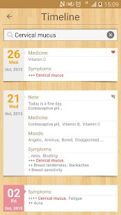 Period Tracker, My Calendar- screenshot thumbnail