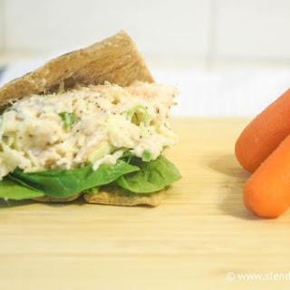 Crunchy Cabbage Tuna Salad.