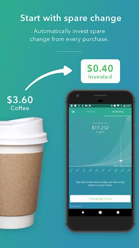 Acorns - Invest Spare Change Screenshot