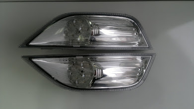 Photo: FORD MONDEO POWER LED'Lİ SİS FARI