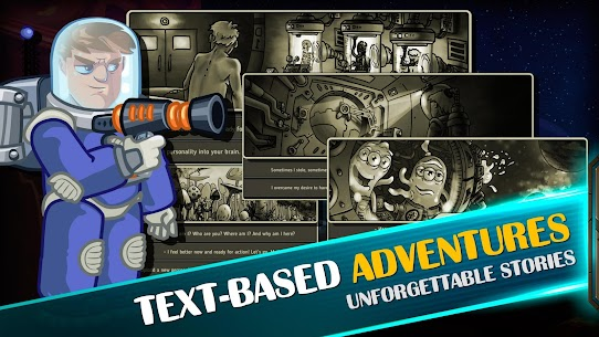 Space Raiders RPG 3.1 Android Mod APK 3