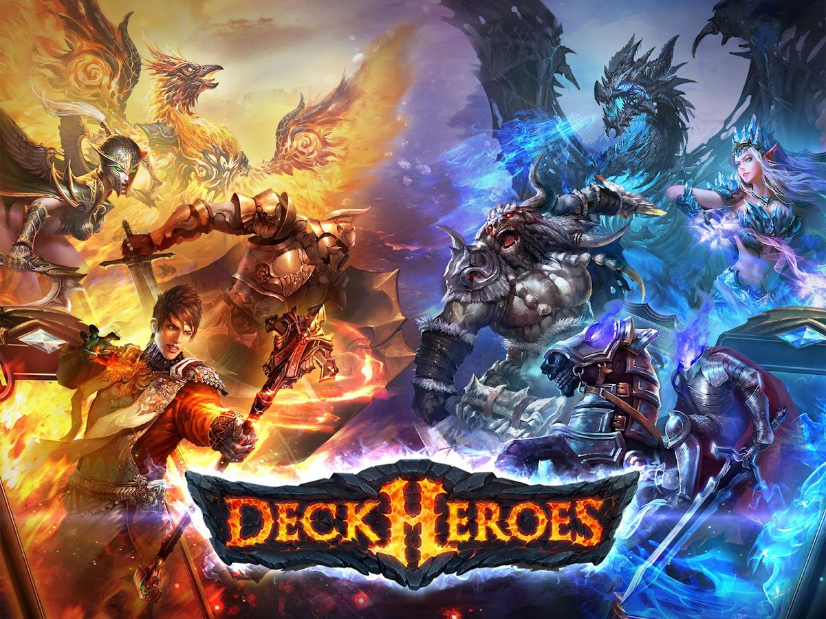 Screenshots of Deck Heroes: Legacy for iPhone