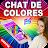 Whspp - Cambiar Colores De Chat Tutorial Colorido logo