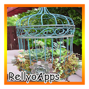 bird cage ideas icon