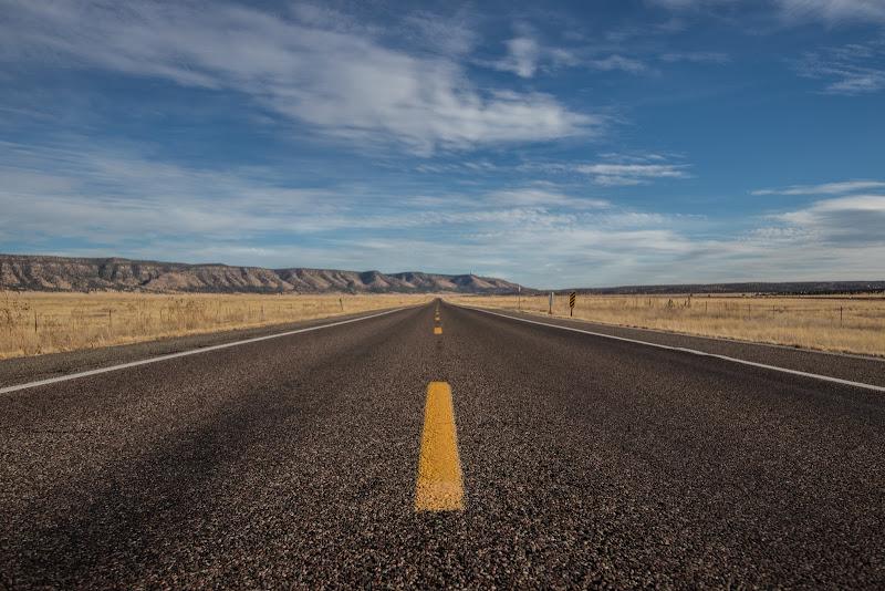 Nell'infinito della Route 66 di XANDER758