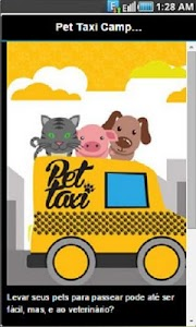Pet Taxi Campinas screenshot 0