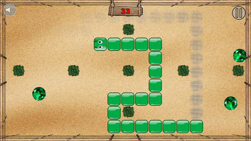 砂のヘビのHDゲーム
