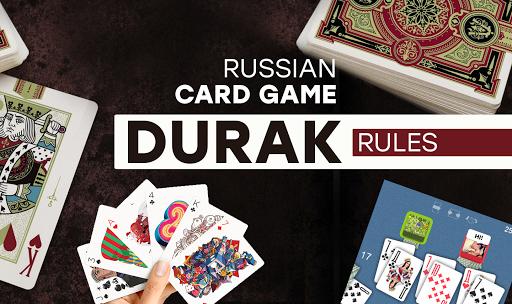 Durak - Rules of Card Games modavailable screenshots 5