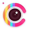 Candy selfie - new z camera icon