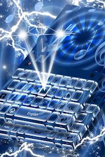 Space Zní klávesnice - náhled