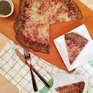 Nut Free Low Carb Pizza Crust!
