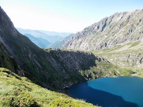 Photo: L'Etang Rond , Cap de Pouech et Pic du Tremul