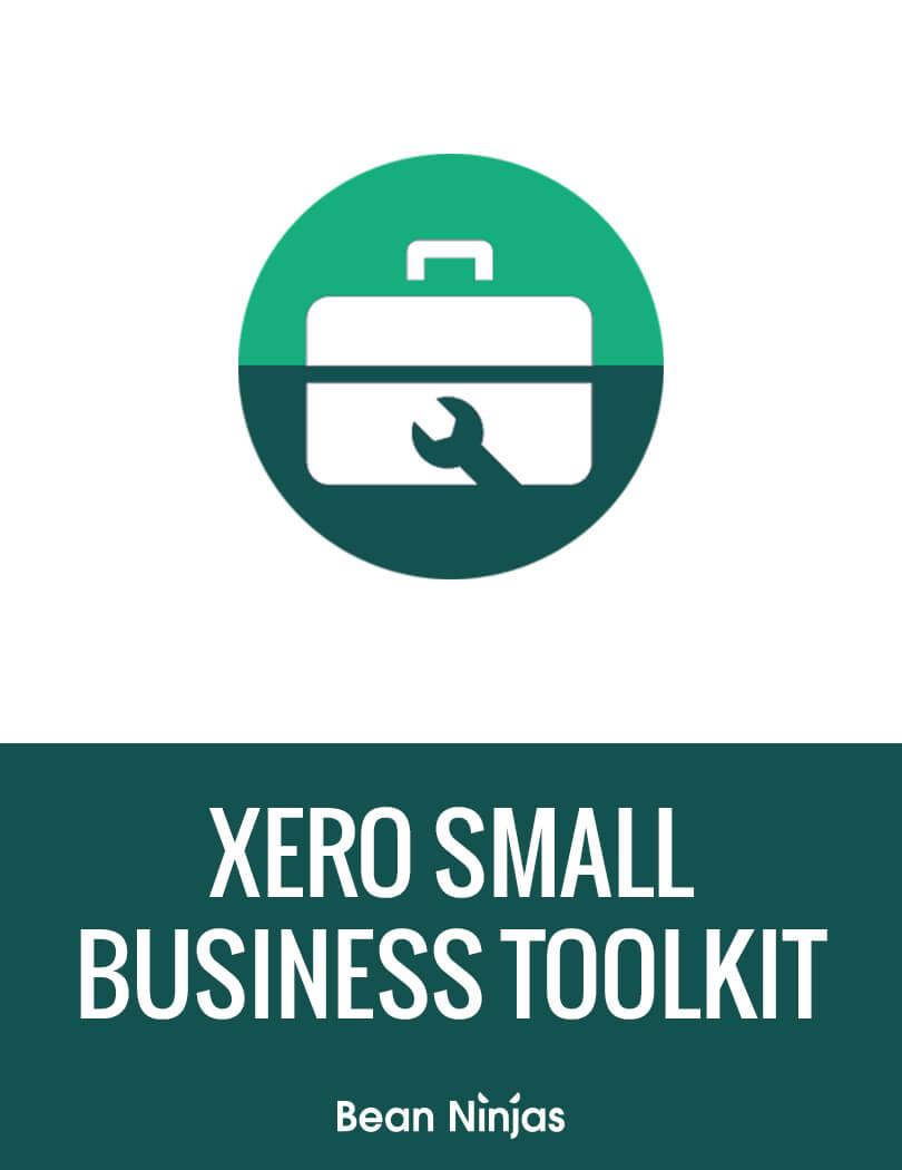 xero small business toolkit