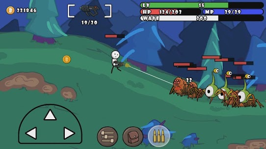 One Gun Stickman mod APK Download 1.91 [Updated 2020] 2