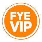 FYE Backstage Pass VIP icon