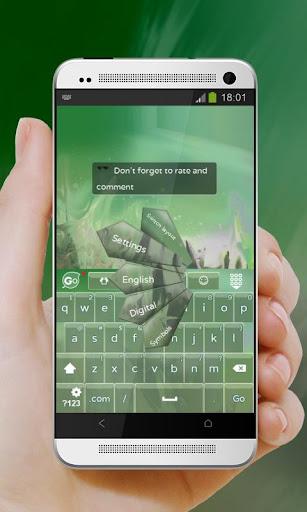 玩免費個人化APP|下載白日夢 GO Keyboard app不用錢|硬是要APP