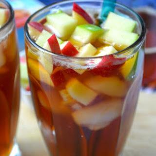 Apple Spice Iced Tea