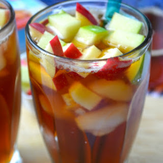 Apple Spice Iced Tea.