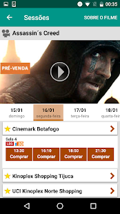 Ingresso.com- screenshot thumbnail