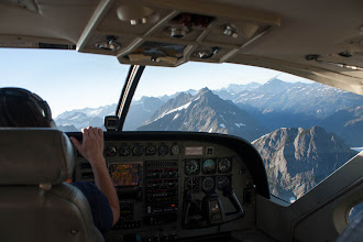 Photo: Flight in to Haines