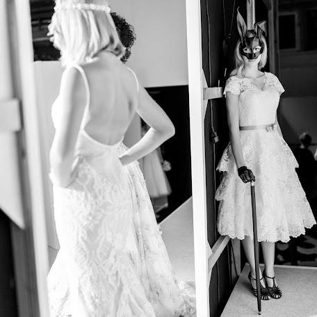 Fotógrafo de bodas Zlatana Lecrivain (aureaavis). Foto del 17.01.2018