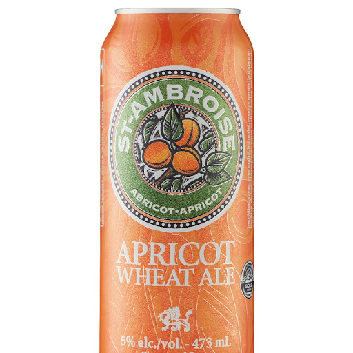 St-Ambroise Apricot Wheat (Tall can)