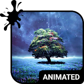 Tree Of Life Animated Keyboard