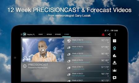 1Weather:Widget Forecast Radar Screenshot 12