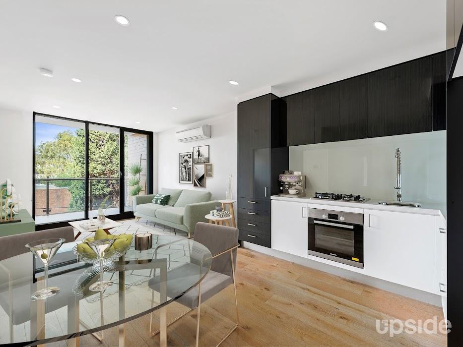 Main photo of property at 213/33-35 Breese Street, Brunswick 3056