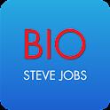 Steve Jobs - LIFE IN AN APP icon