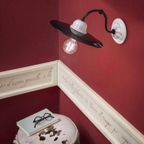lampada da parete con braccio