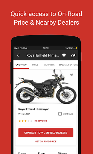 ud83cudfcd BikeDekho - New Bikes, Scooters Prices, Offers Apk 2