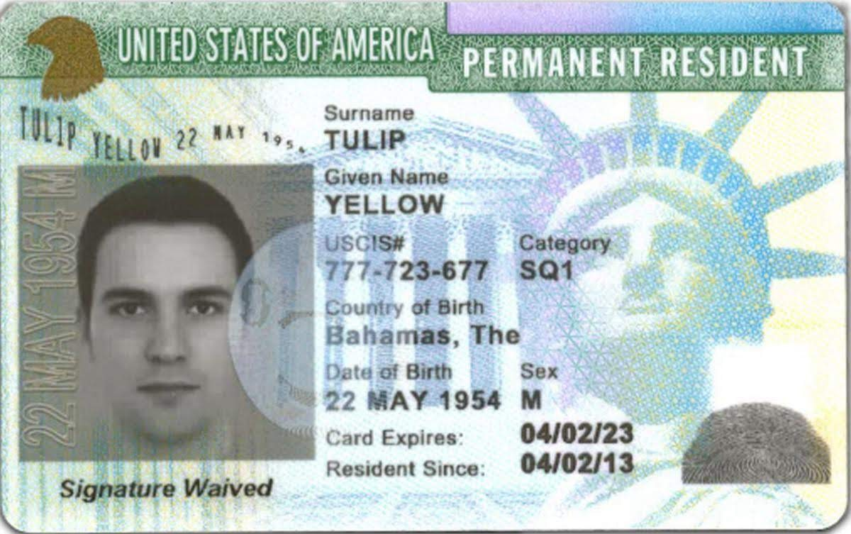 Immigrant green cards recalled due to federal snafu