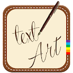 Text Art - Photo Quotes Maker Icon