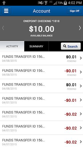 My Mobile Bank