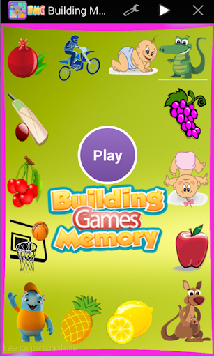 Building Memory Games