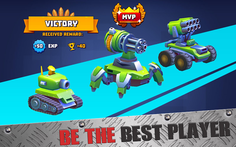 Tanks A Lot! - Realtime Multiplayer Battle Arena Screenshot 14