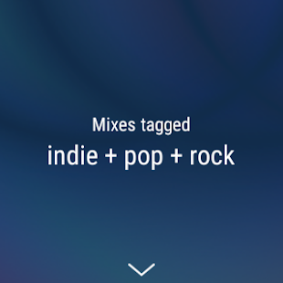 8tracks playlist radio- screenshot thumbnail