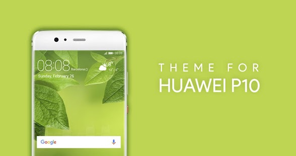 Theme For Huawei P10 - náhled