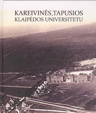 """Photo: """"Kareivinės, tapusios Klaipėdos universitetu"""". Autorius: Vasilijus Safronovas. Leidėjas: Klaipėdos universiteto leidykla"""