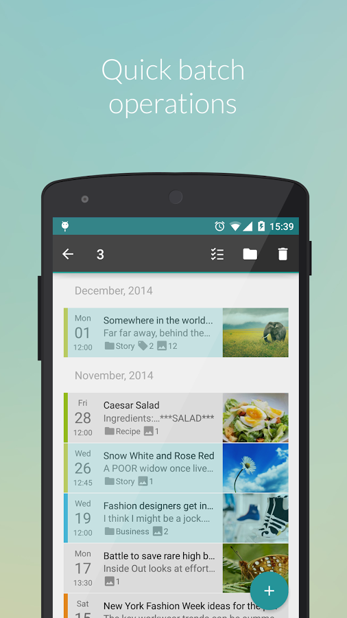 Diaro - Diary, Journal, Notes, Mood Tracker Screenshot 5