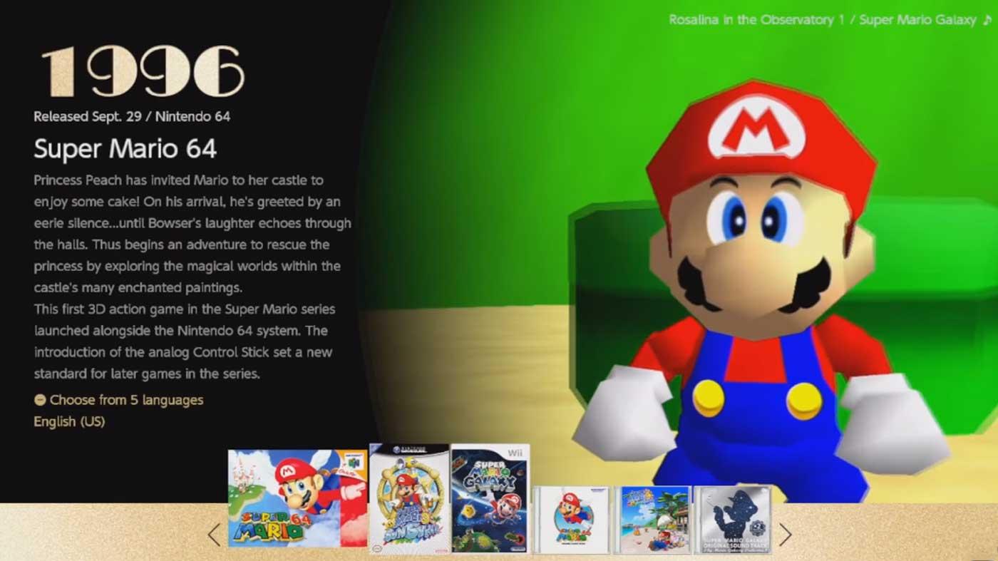 Coletânea que celebra os 35 anos do mascote da Nintendo,  merecia um maior cuidado no Switch