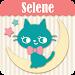 Menstruation Calendar ♪ Selene icon